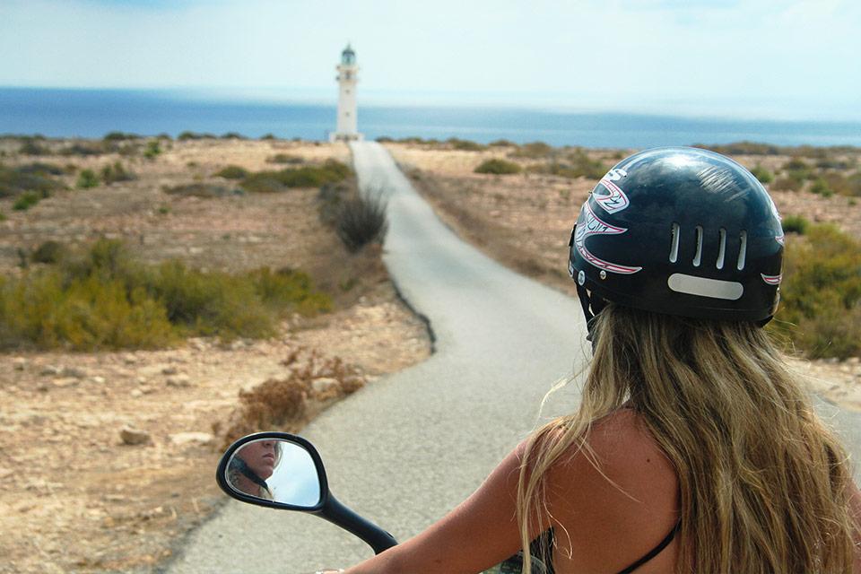 Paseo por Formentera