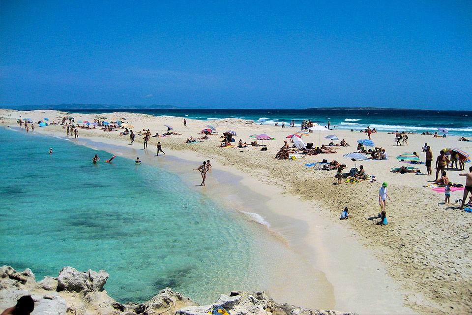 Ses Illetes - Formentera